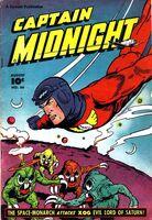 Captain Midnight Vol 1 66