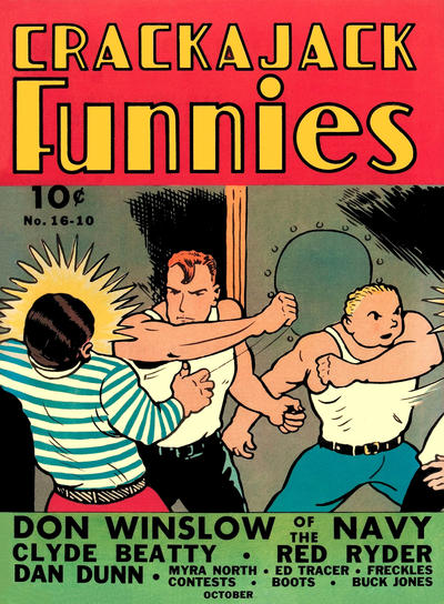 Crackajack Funnies Vol 1 16