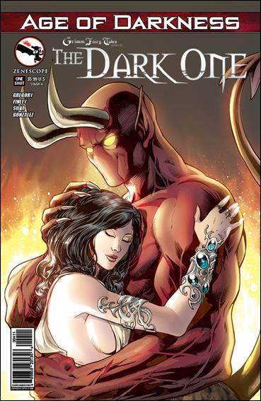 Grimm Fairy Tales Presents The Dark One: Age of Darkness Vol 1 1
