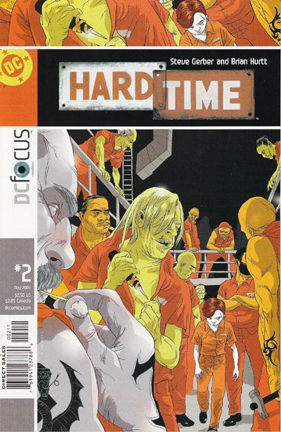 Hard Time/Covers