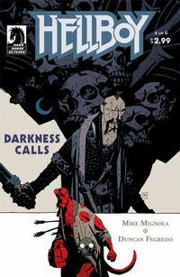Hellboy: Darkness Calls Vol 1 4