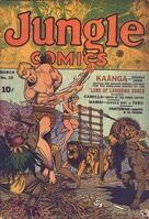 Jungle Comics Vol 1 39