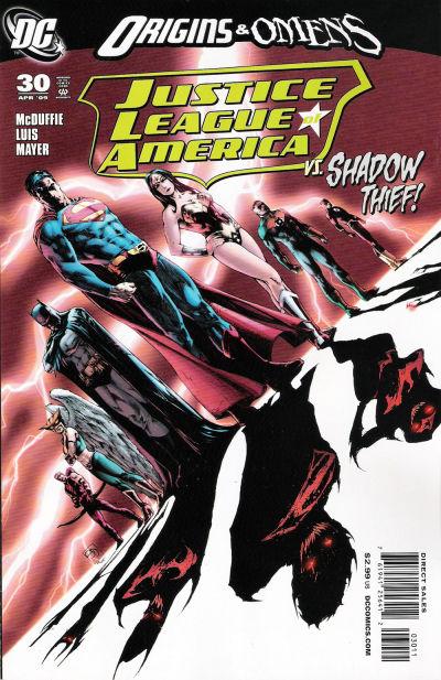 Justice League of America Vol 2 30