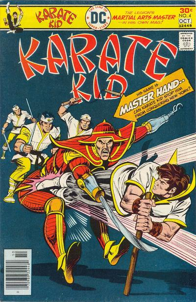 Karate Kid Vol 1 4