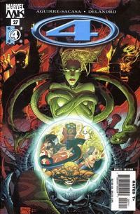 Marvel Knights 4 Vol 1 27