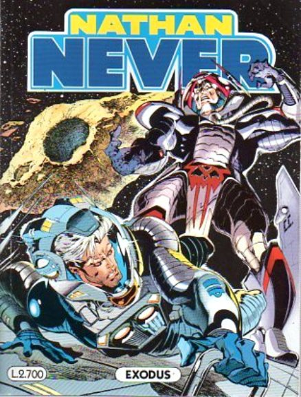 Nathan Never Vol 1 47