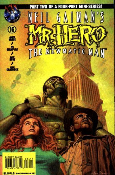Neil Gaiman's Mr. Hero - The Newmatic Man Vol 1 16