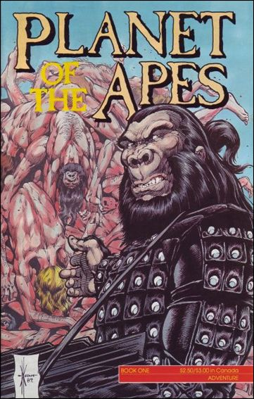 Planet of the Apes (Adventure) Vol 1