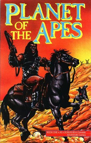 Planet of the Apes (Adventure) Vol 1 2.jpg