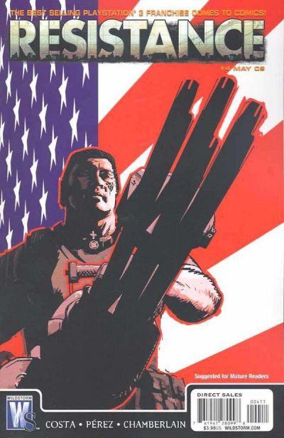 Resistance Vol 1 4