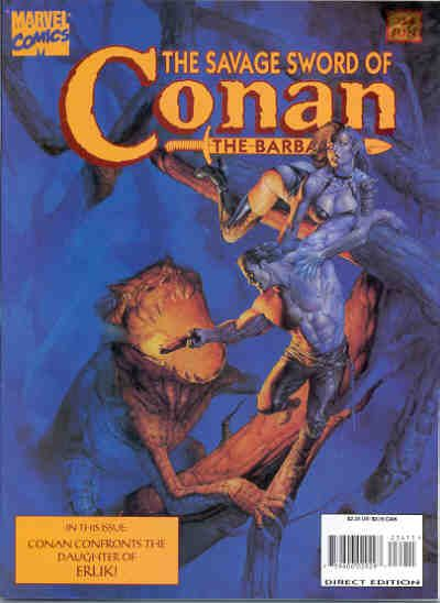Savage Sword of Conan Vol 1 234