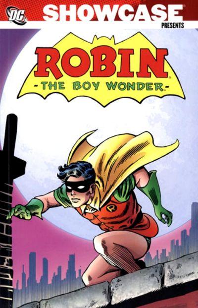 Showcase Presents: Robin, the Boy Wonder Vol 1 1