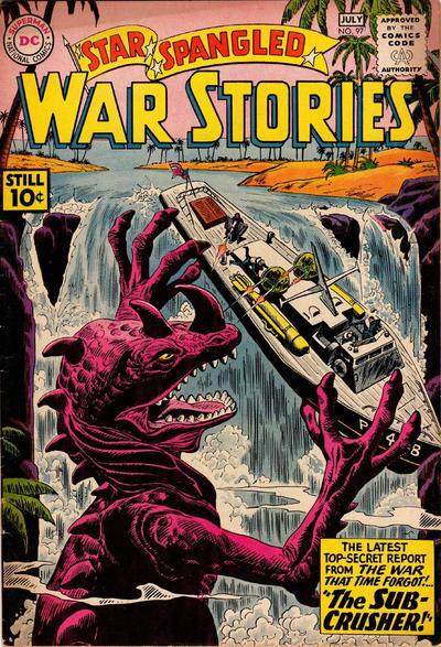 Star-Spangled War Stories Vol 1 97