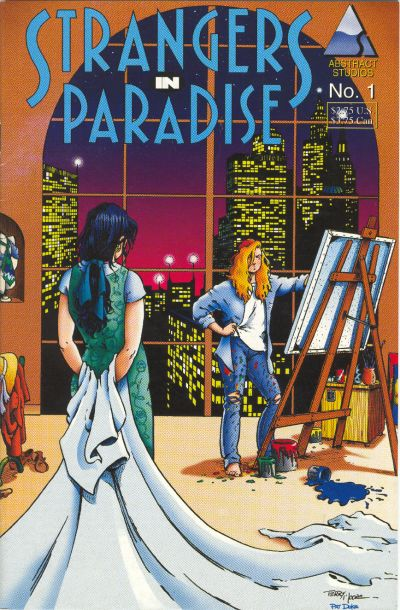 Strangers in Paradise Vol 2 1