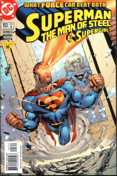 Superman: Man of Steel Vol 1 103