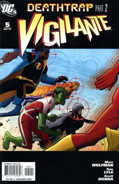 Vigilante Vol 3 5