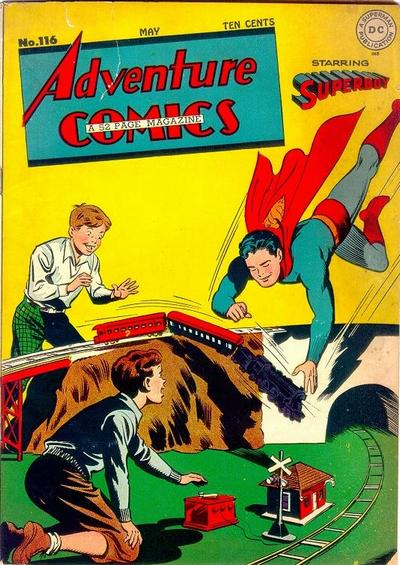 Adventure Comics Vol 1 116