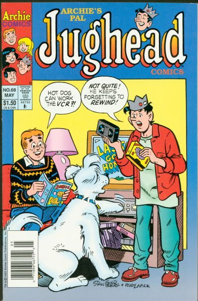 Archie's Pal Jughead Comics Vol 2 68