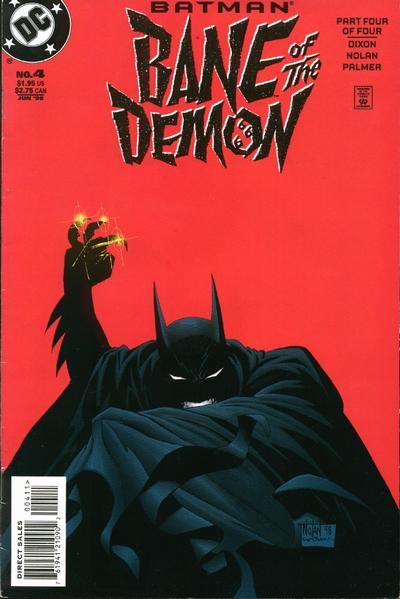 Batman: Bane of the Demon Vol 1 4