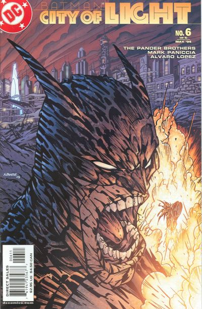 Batman: City of Light Vol 1 6