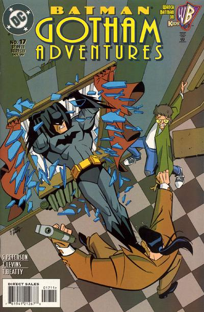 Batman: Gotham Adventures Vol 1 17