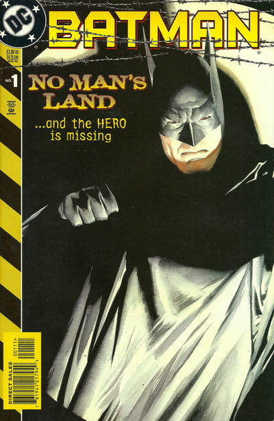 No Man's Land (comics)
