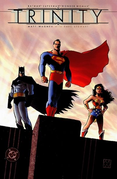 Batman/Superman/Wonder Woman: Trinity Vol 1 1