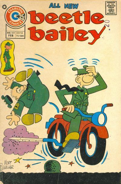 Beetle Bailey Vol 1 109
