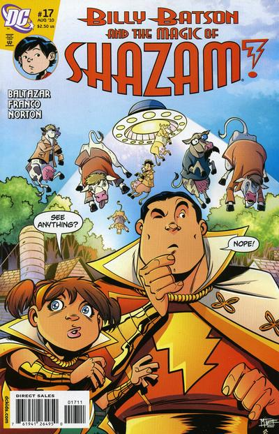 Billy Batson and the Magic of Shazam Vol 1 17