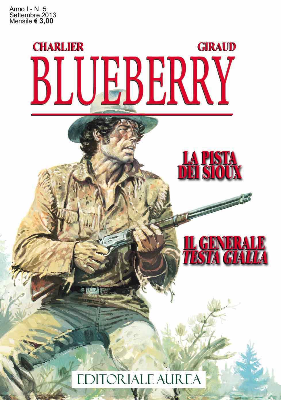 Blueberry (2013) Vol 1 5