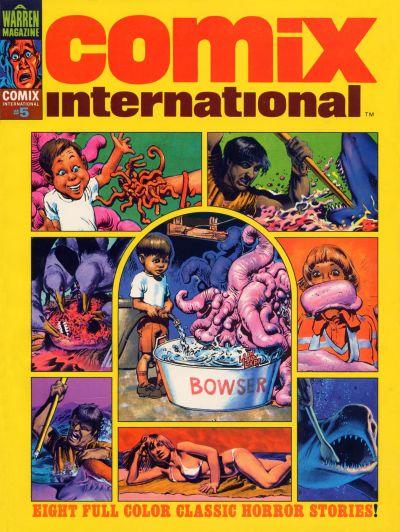 Comix International Vol 1 5