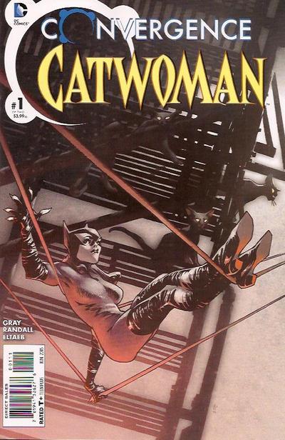 Convergence: Catwoman Vol 1 1