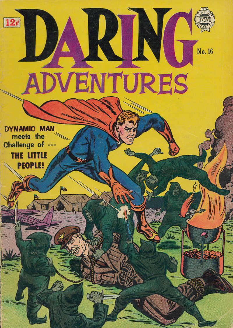 Daring Adventures Vol 1 16