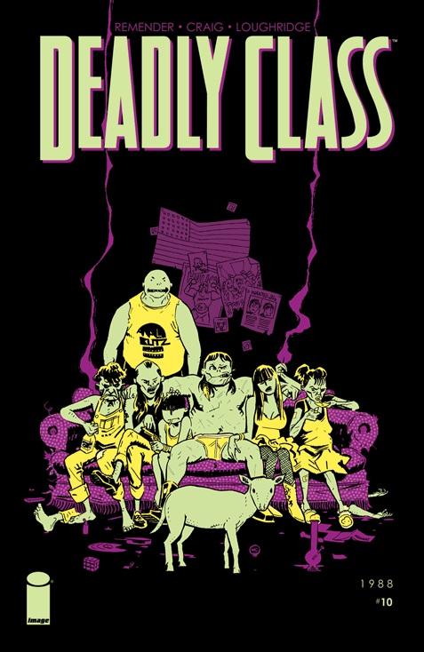 Deadly Class Vol 1 10