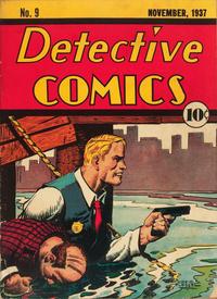Detective Comics Vol 1 9