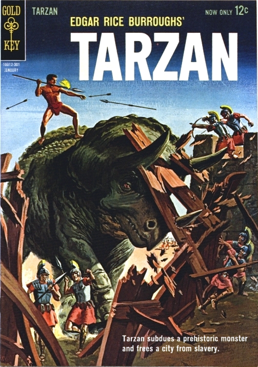 Edgar Rice Burroughs' Tarzan Vol 1 133