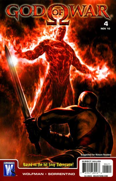 God of War Vol 1 4
