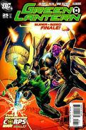 Green Lantern Vol 4 25