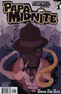 Hellblazer: Papa Midnite/Covers
