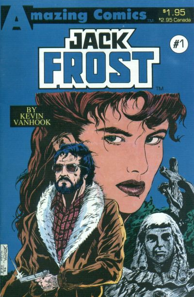 Jack Frost Vol 1