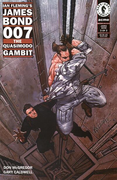 James Bond 007: The Quasimodo Gambit Vol 1 3