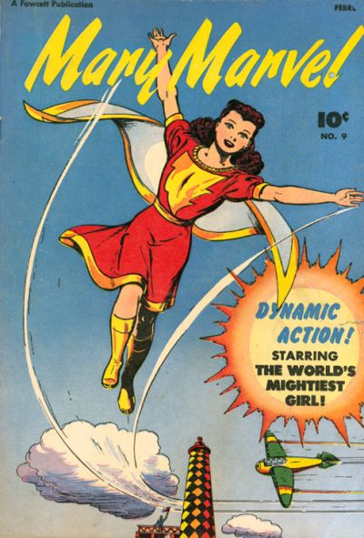 Mary Marvel Vol 1 9