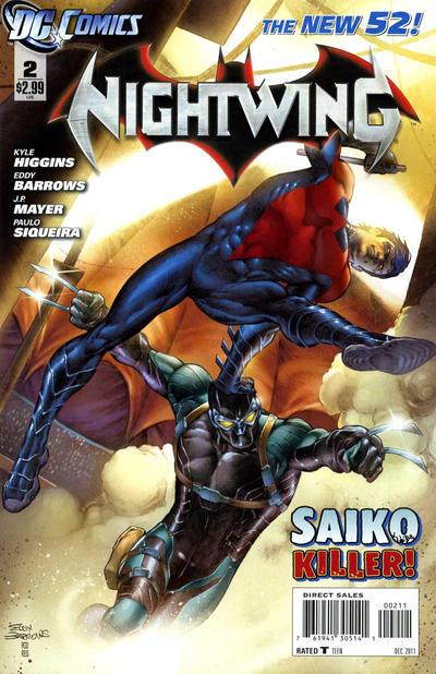Nightwing Vol 3 2