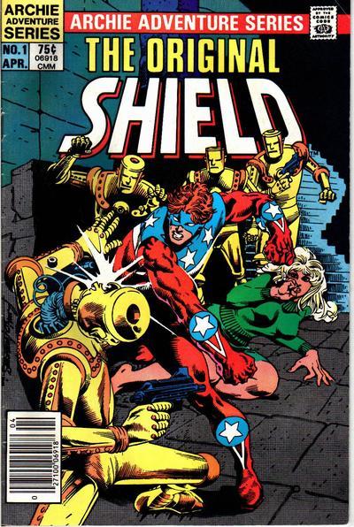 Original Shield Vol 1 1