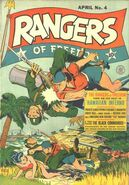 Rangers of Freedom Vol 1 4