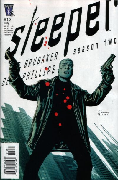 Sleeper Vol 2 12