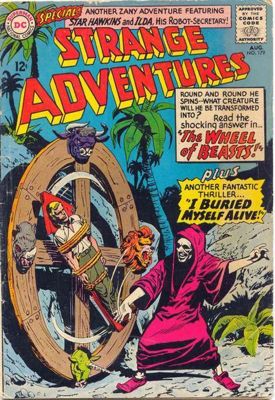 Strange Adventures Vol 1 179