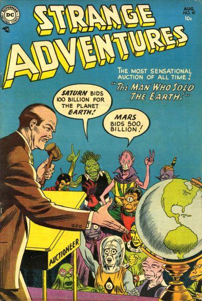 Strange Adventures Vol 1 47