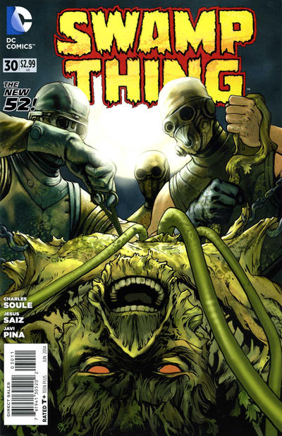 Swamp Thing Vol 5 30