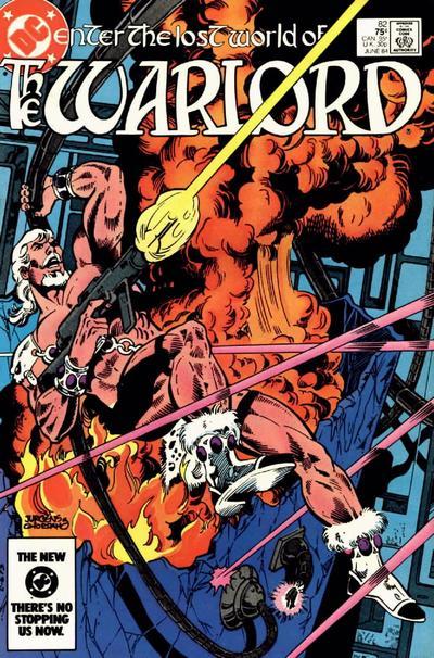 Warlord Vol 1 82